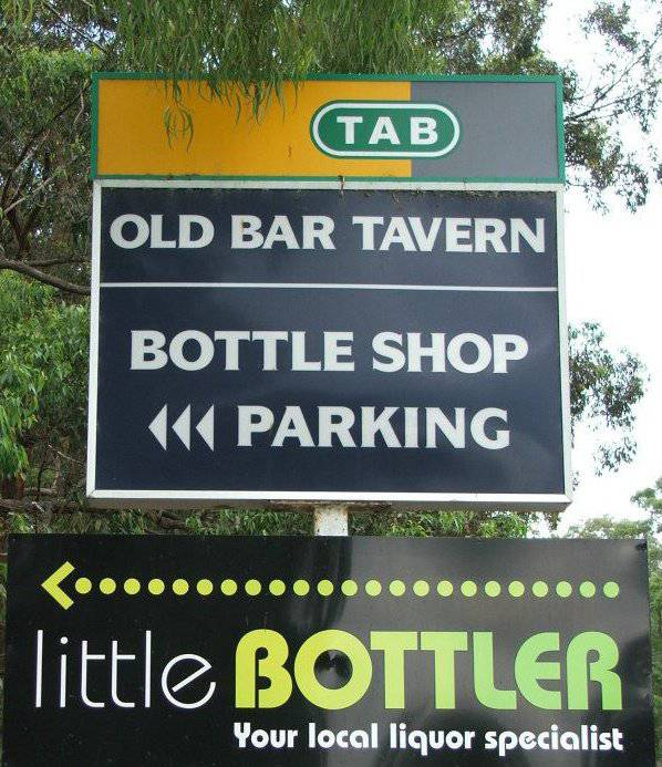 Old Bar Tavern - Lismore Accommodation