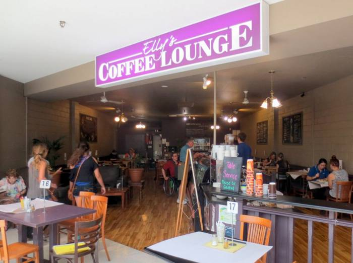 Ellys Coffee Lounge - Lismore Accommodation