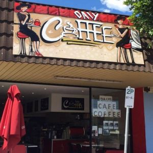 Daly Coffee Den - Lismore Accommodation