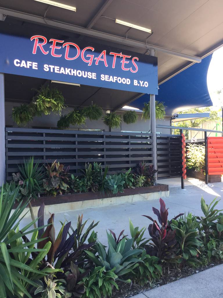 Redgates Caf Steakhouse Seafood - Lismore Accommodation