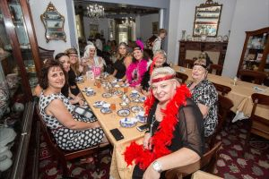 Bygone Beauty's Traditional High Tea Supreme for Good Food Month. - Lismore Accommodation