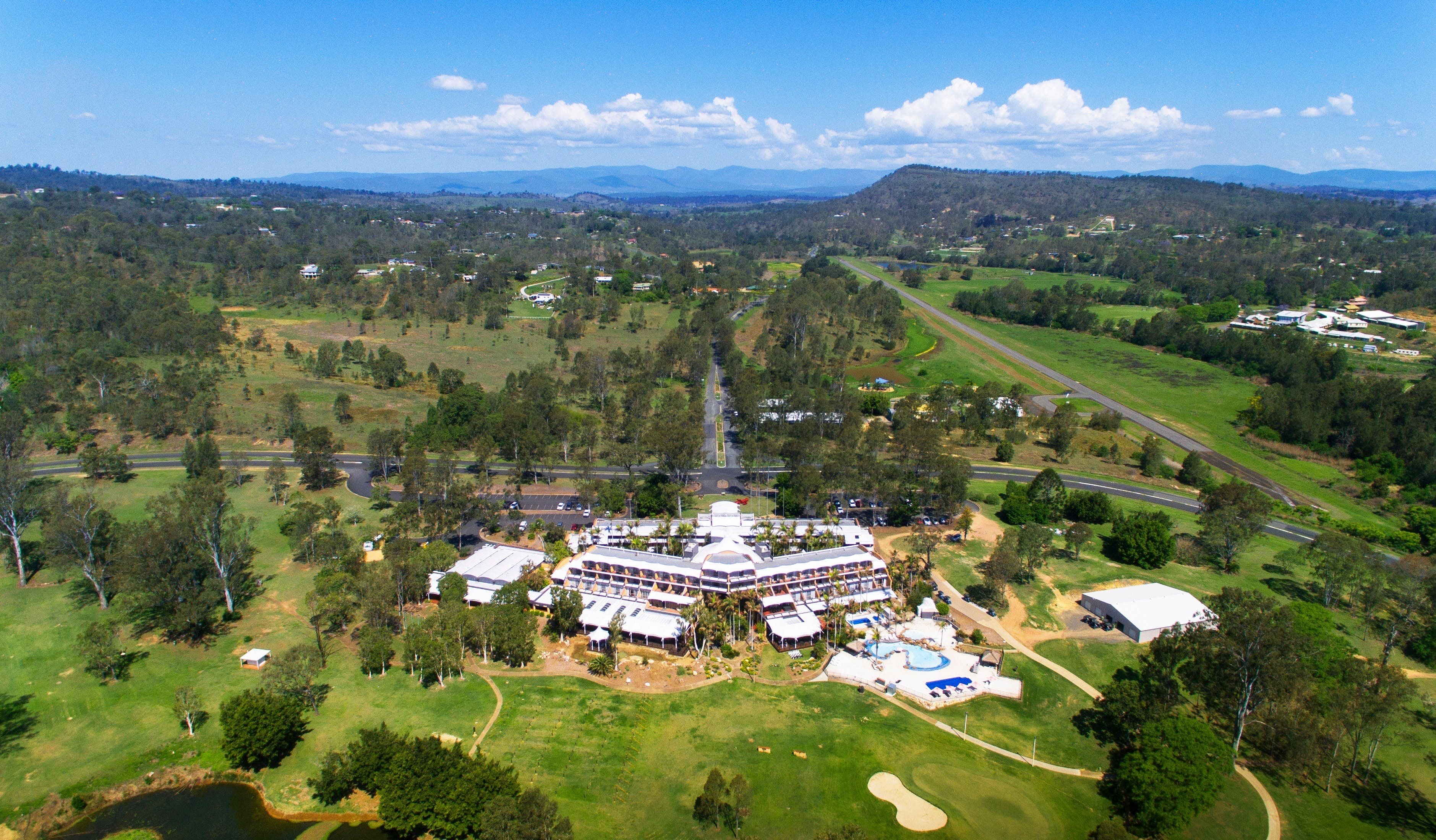 Christmas In July at The Kooralbyn ValleyResort - Lismore Accommodation