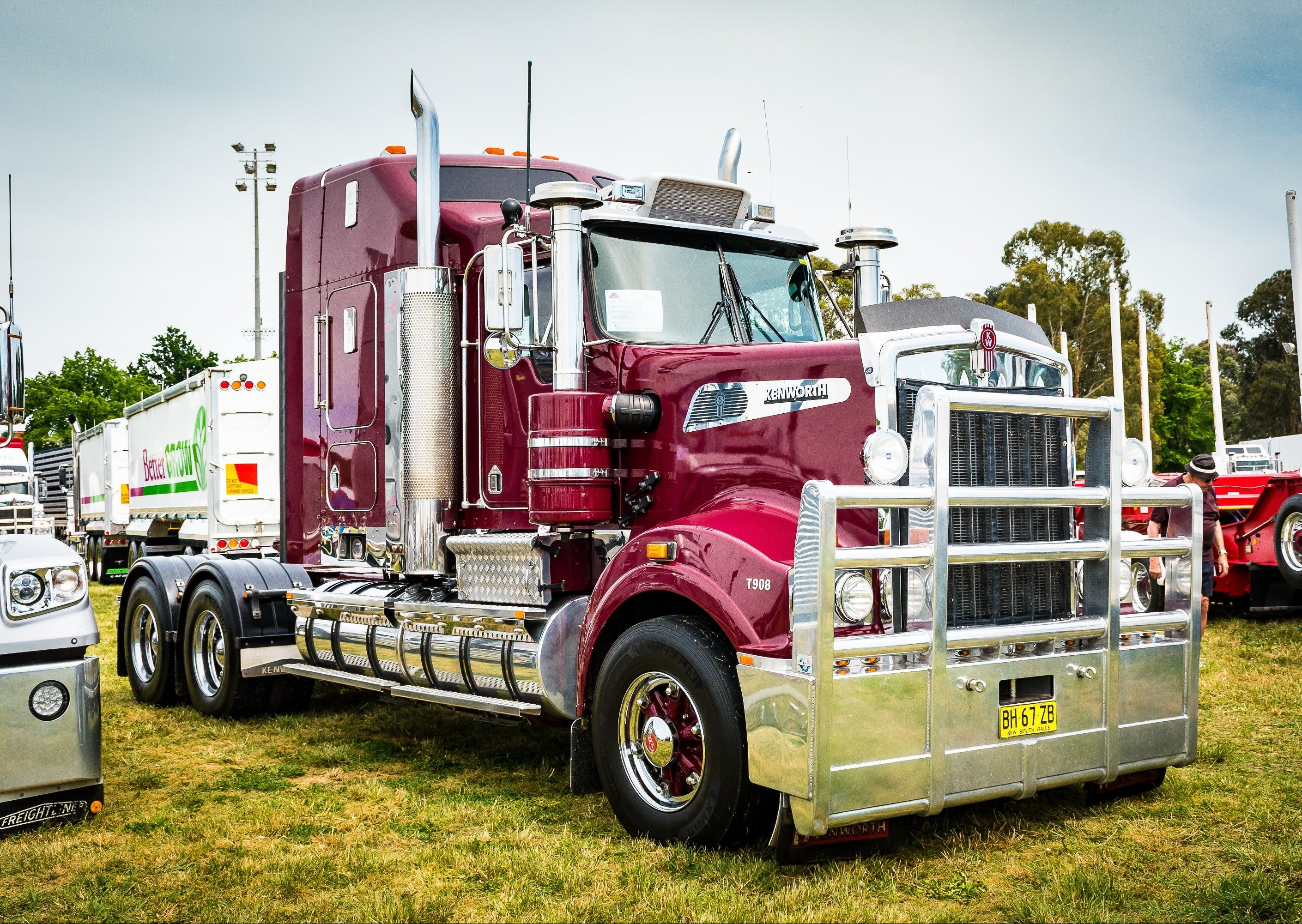 Dane Ballinger Memorial Truck Show - Lismore Accommodation
