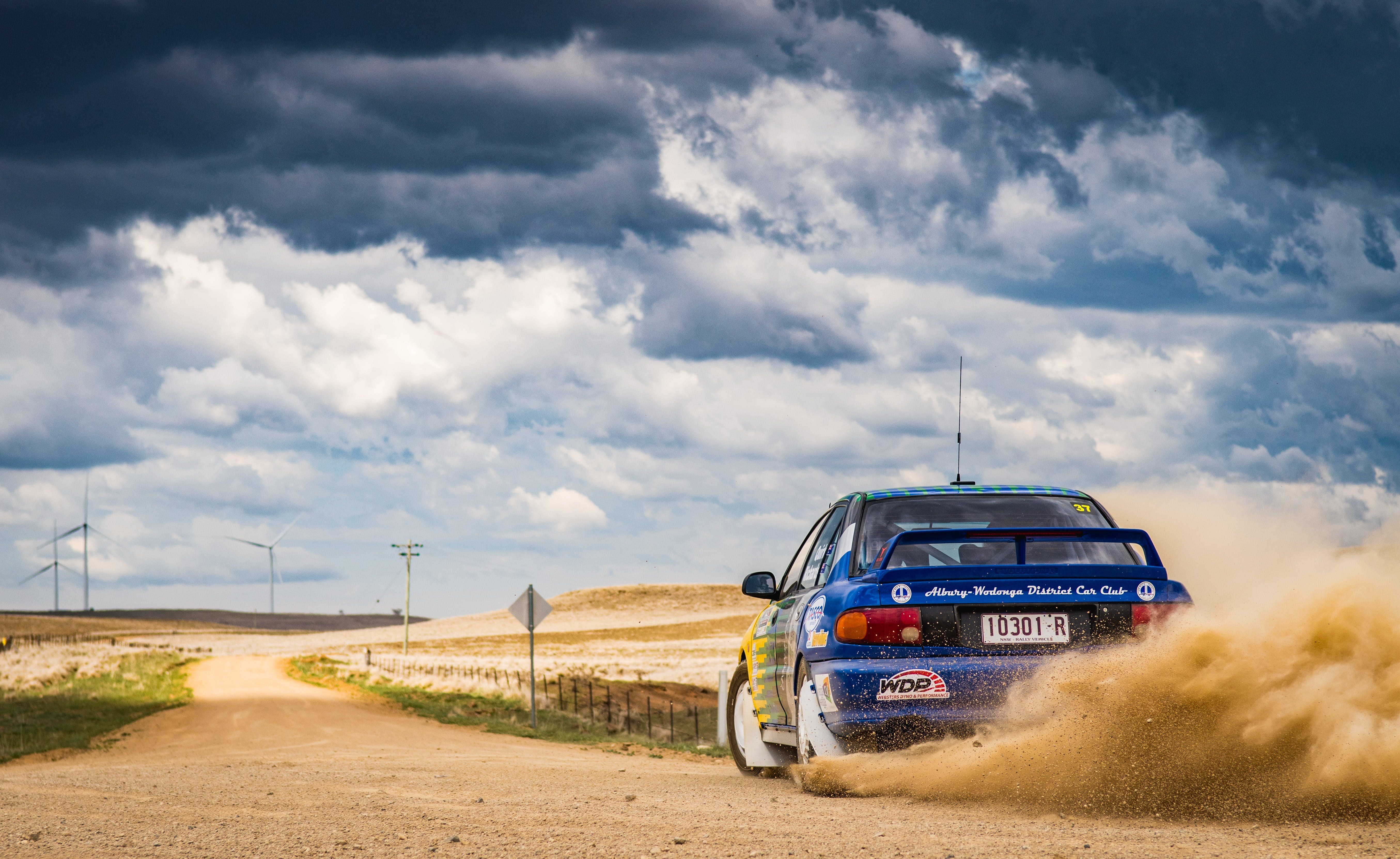 Kosciuszko Automotive Monaro Stages Rally - Lismore Accommodation