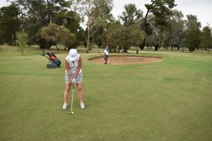 Nine and Dine Golf and Buffet Dinner with Seafood - Lismore Accommodation