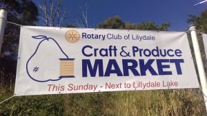 Rotary Club of Lilydale Craft and Produce Market - Lismore Accommodation
