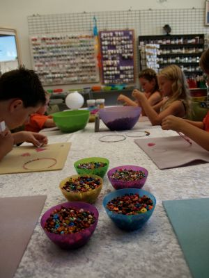 School Holiday One Hour Beading Workshops - Lismore Accommodation