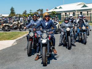 The Distinguished Gentleman's Ride - Wollongong - Lismore Accommodation