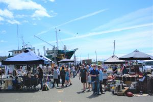 Marine Rescue Ulladulla Wharf Markets - Lismore Accommodation