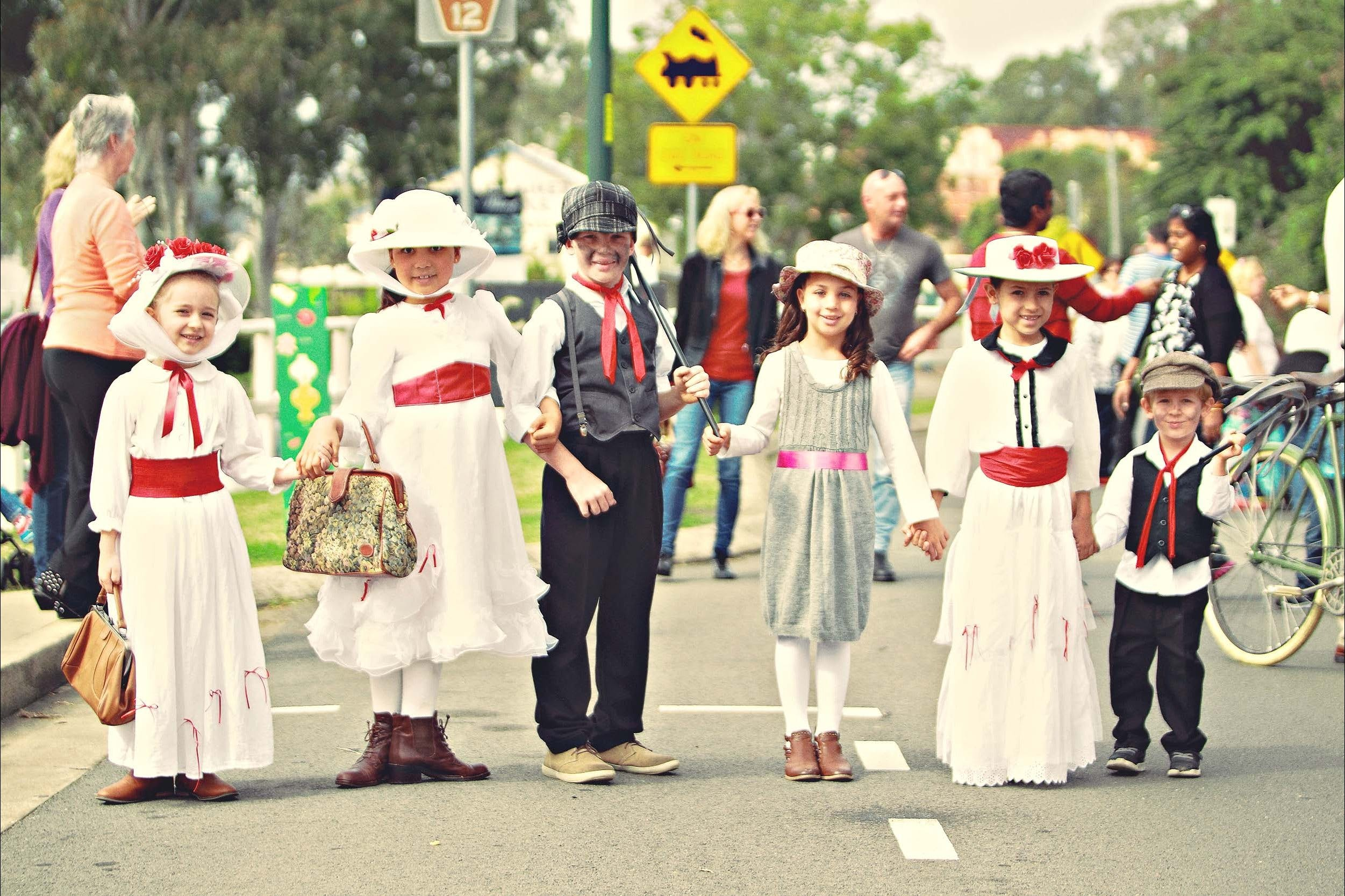 Mary Poppins Festival - Lismore Accommodation