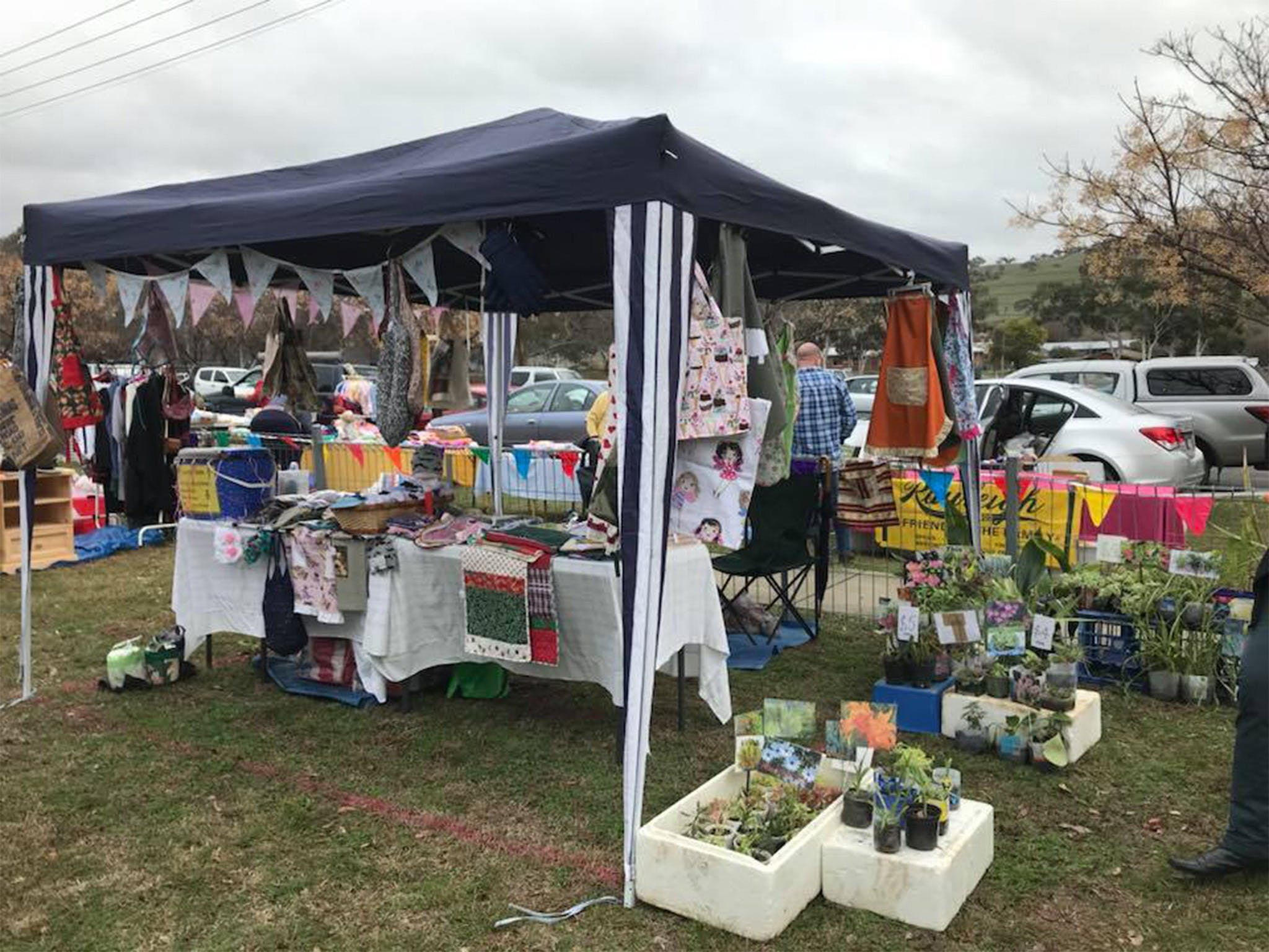 Perthville Village Fair - Lismore Accommodation
