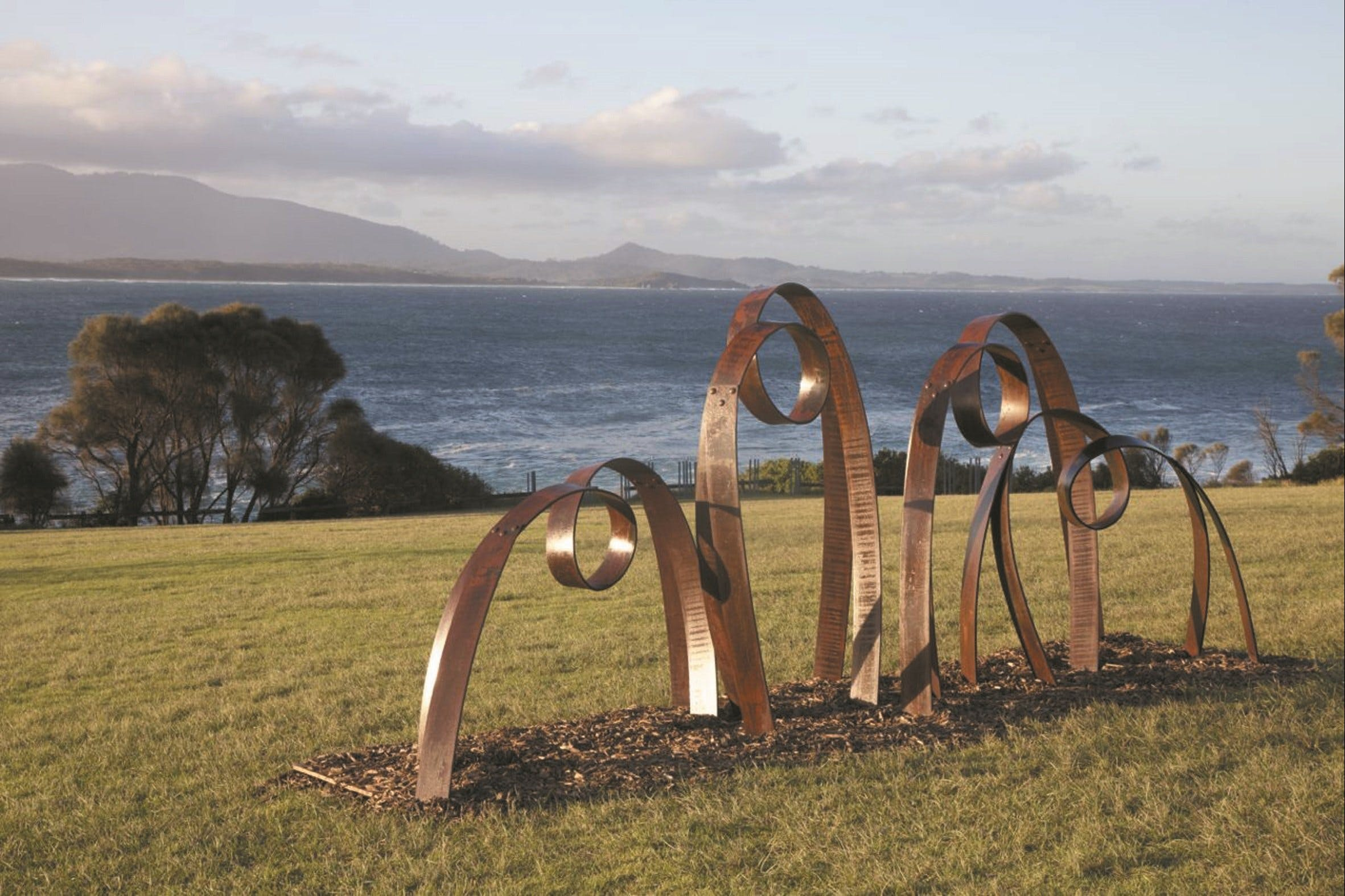 Sculpture Bermagui - Lismore Accommodation