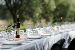 Whispering Brook Olive Long Table Luncheon - Lismore Accommodation