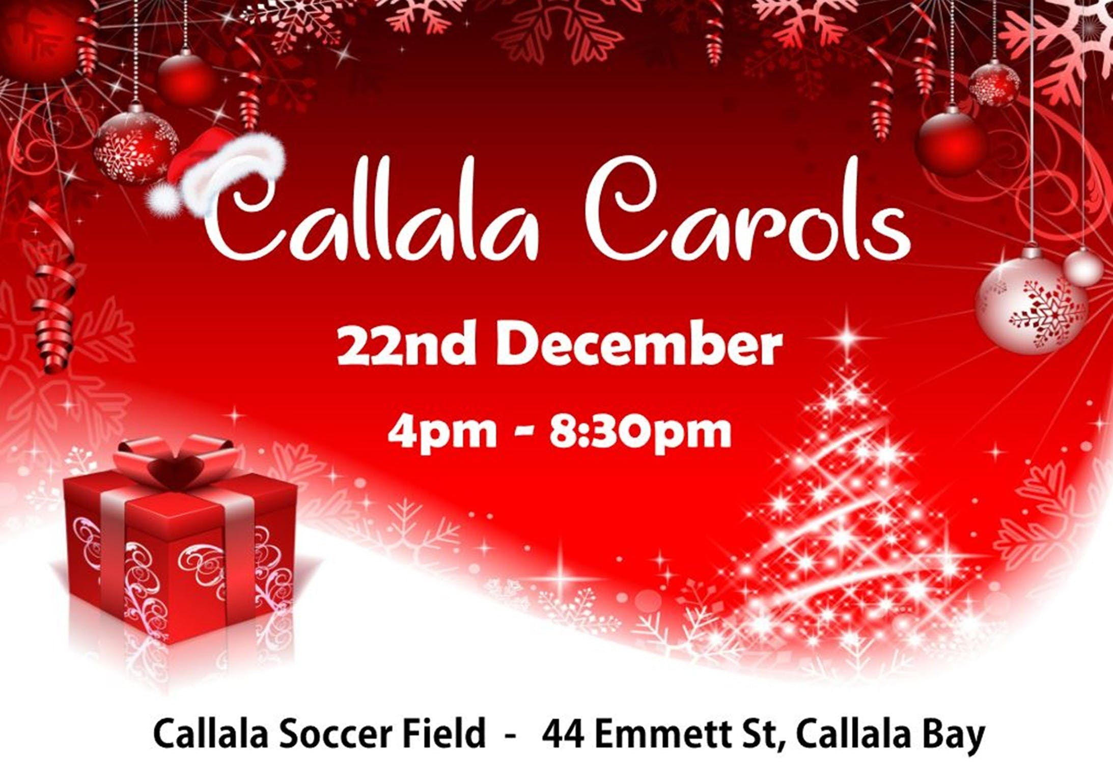 Callala Carols - Lismore Accommodation