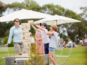Ian Potter Lakeside Precinct Picnic Area - Lismore Accommodation