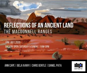 Reflections of An Ancient Land The MacDonnell Ranges - Lismore Accommodation