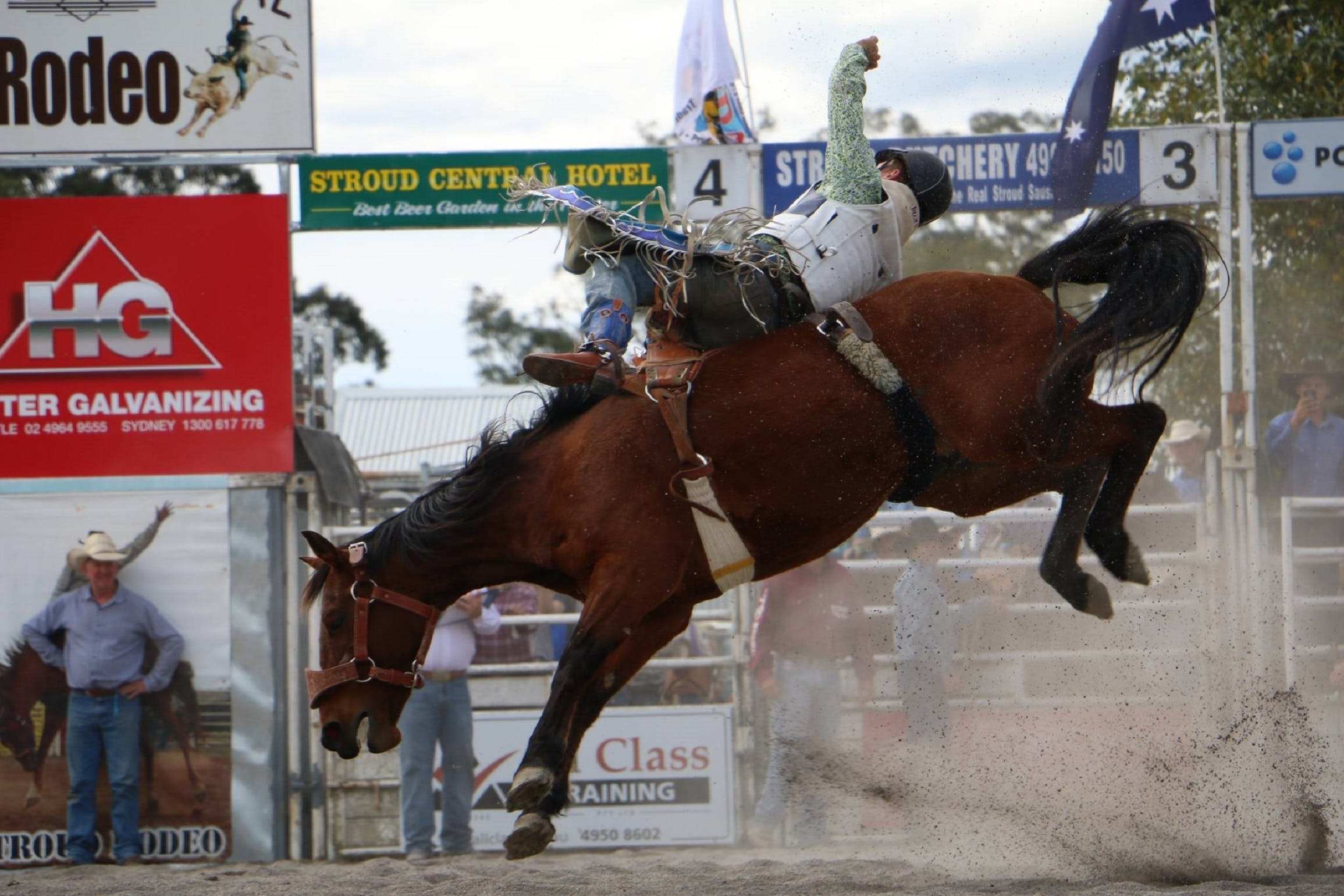 Stroud Rodeo and Campdraft - Lismore Accommodation