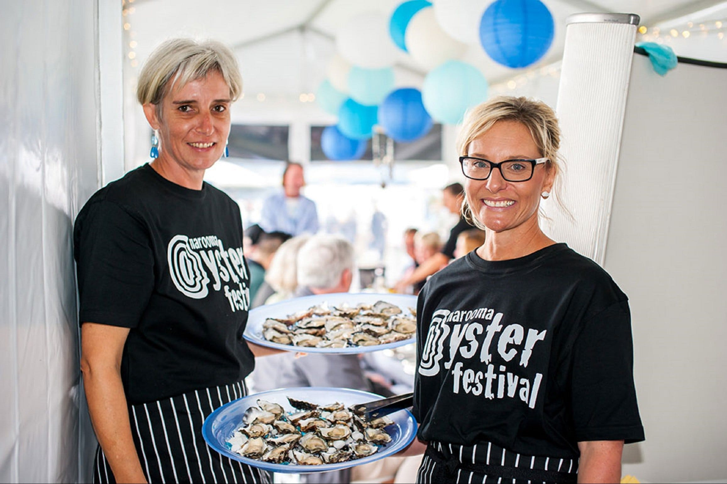 Narooma Oyster Festival - Lismore Accommodation