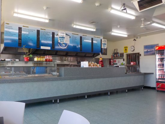 Bacchus Marsh Fish  Chip Shop - Lismore Accommodation