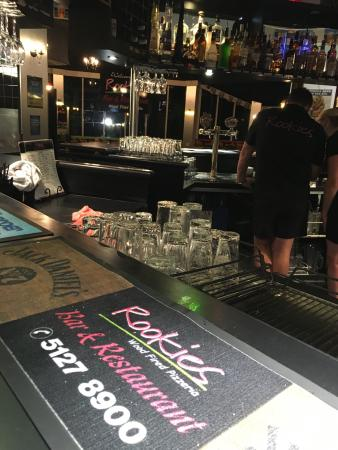 Rookies Pizzeria Bar  Grill - Lismore Accommodation