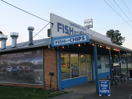 George  Kids Fish n Chips - Lismore Accommodation