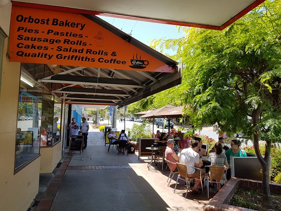 Orbost bakery - Lismore Accommodation