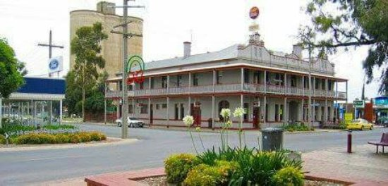 The Grand Central Hotel - Lismore Accommodation