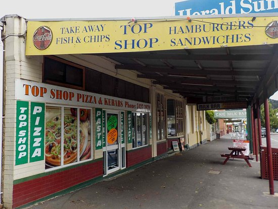 Top Shop Fish and Chips - Lismore Accommodation