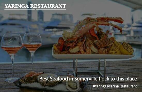 Yaringa Marina Restaurant - Lismore Accommodation