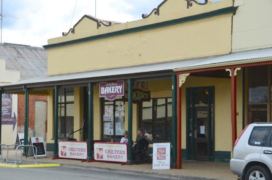Chiltern Bakery - Lismore Accommodation