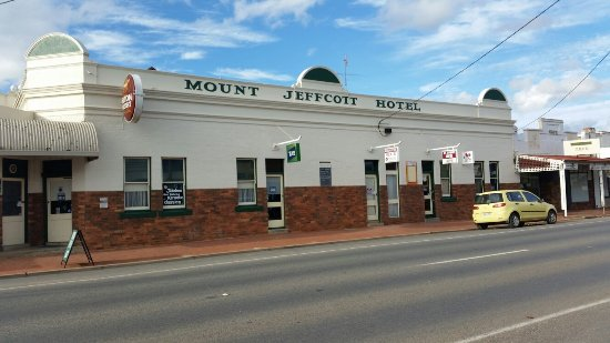 Mount Jeffcott Hotel - Lismore Accommodation