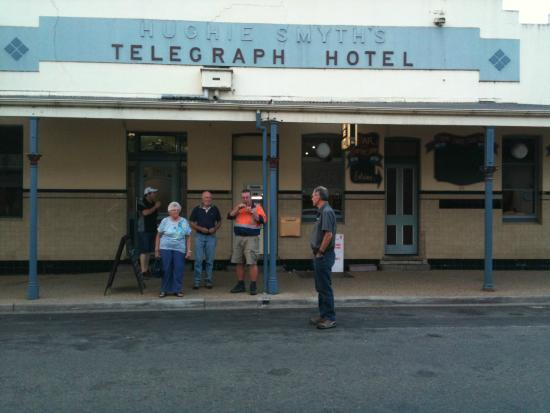 Telegraph Hotel - Lismore Accommodation