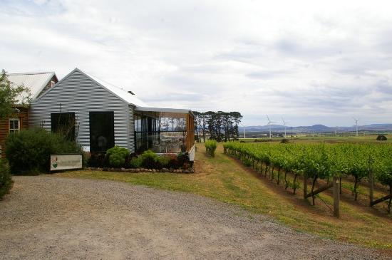 Quoin Hill Winery - Lismore Accommodation