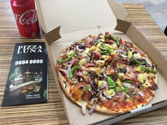 Pizza Luna - Lismore Accommodation