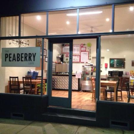 The Peaberry Cafe - Lismore Accommodation