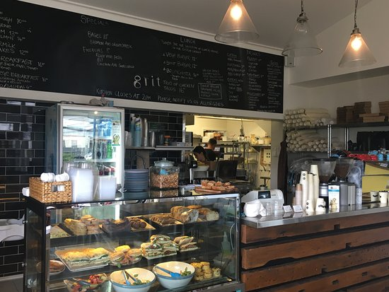 Grit Cafe - Lismore Accommodation