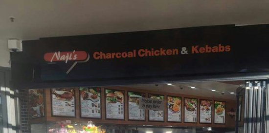 Naji's Charcoal Chicken  Kebabs - Lismore Accommodation
