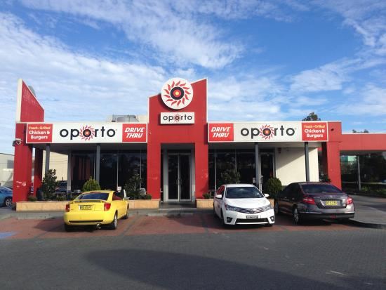 Oporto South Strathfield - Lismore Accommodation