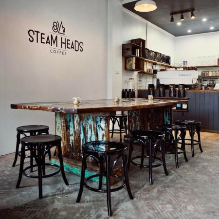 Steam Heads Coffee - Lismore Accommodation