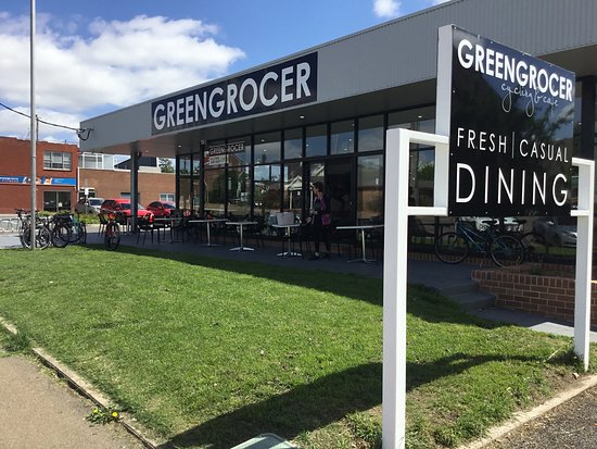 Greengrocer Cafe - Lismore Accommodation