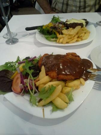Seaspray Brasserie  Chargrilled - Lismore Accommodation