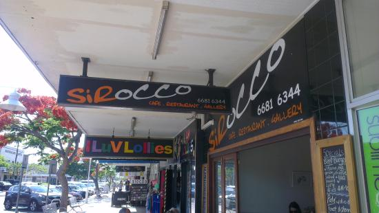 Sirocco Cafe and Gallery - Lismore Accommodation