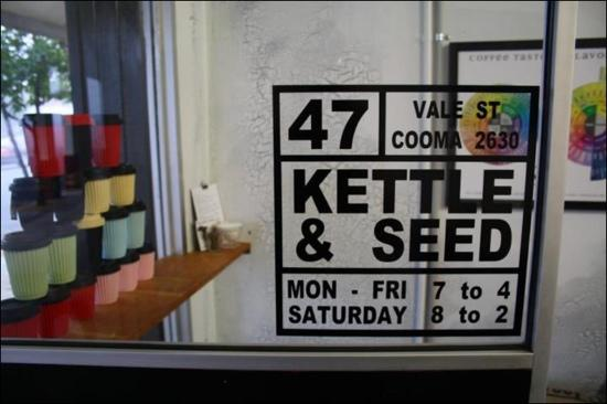 Kettle  Seed Cafe and Coffee Roaster - Lismore Accommodation