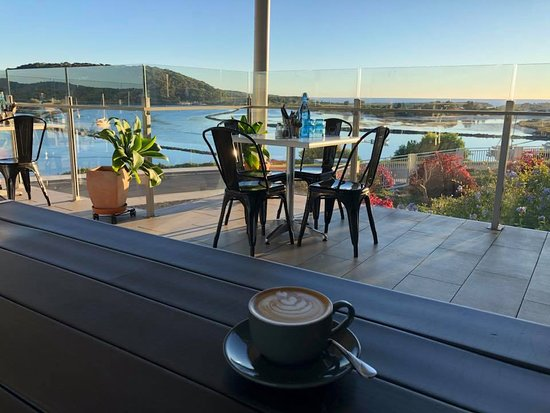 The View - coffee  bites - Lismore Accommodation
