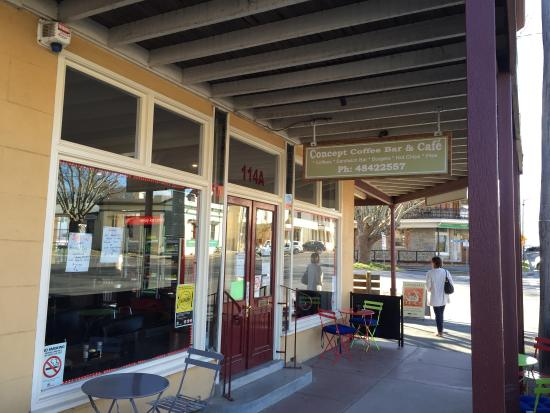 Concept Coffee Bar  Cafe - Lismore Accommodation
