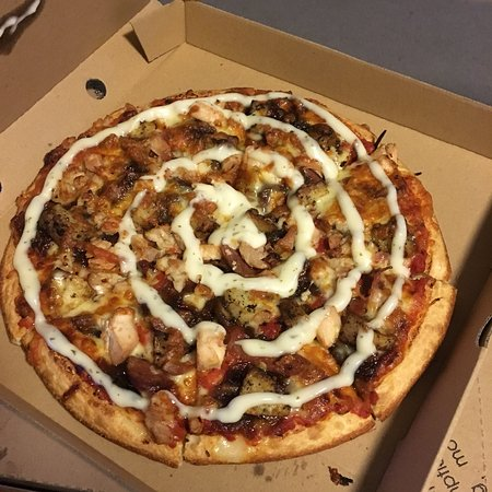 Riptide Pizza - Lismore Accommodation