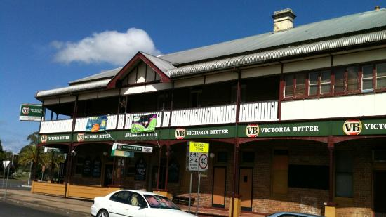Australian Hotel Restaurant - Lismore Accommodation