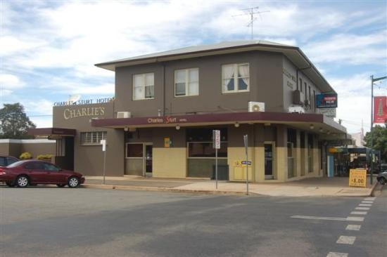 Charlies on East - Lismore Accommodation