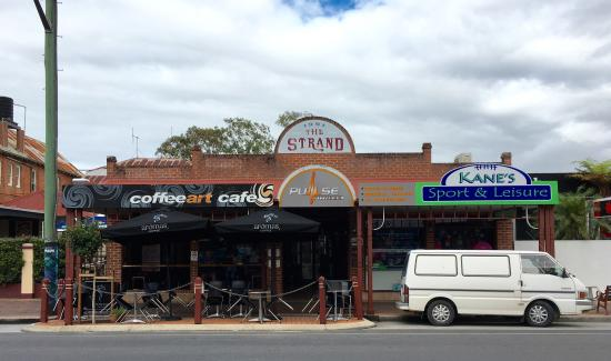 Coffeeart Cafe - Lismore Accommodation