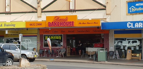 Dave's Bakehouse - Lismore Accommodation